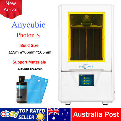 ANYCUBIC Kossel Plus Linear Version Auto Level Delta 3D Printer Heated Bed AU