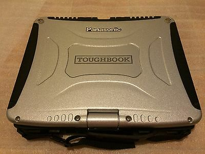 "Panasonic Toughbook CF-19 MK4,Core i5-540UM,1,2GHz,4GB,160GB,""B-WARE"""