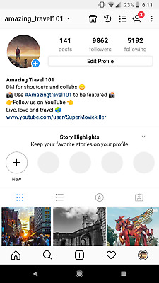 Instagram Shout Out To 17k+ (Australian Account)