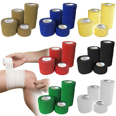 Steroplast Steroban Premium Cohesive Elastic Bandage Support First Aid Wrap