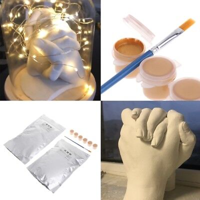 3D Create A Mold Molding Clone Powder Casting Hand Keepsake Hand DIY Tool Kit