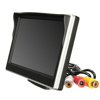 "Reverse Rearview 5""800*480 TFT LCD HD Screen Monitor For Car Rear  Backup Camera"