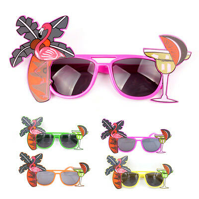 Novelty Tropical Beach Sunglasses Fun Party Glasses Funny Glasses Hawaiian Hula