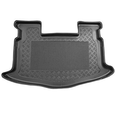 Novline MAT063 Custom Tailored Fit Black Rubber Boot Liner Tray Mat