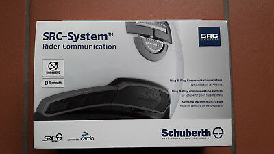 Sprechanlage Schuberth SRC-System M1 Single