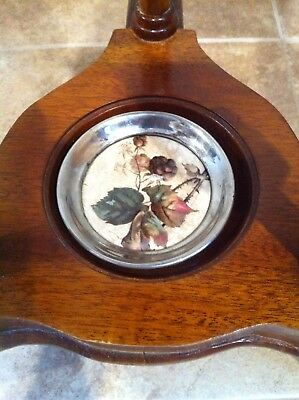 Vintage Wooden Lamp Table/ Pot Stand