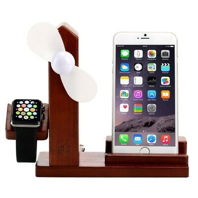 Support Holder pour Apple Watch 38mm & 42mm / iPhone 6 Plus / 6 Porte-chargeur 3
