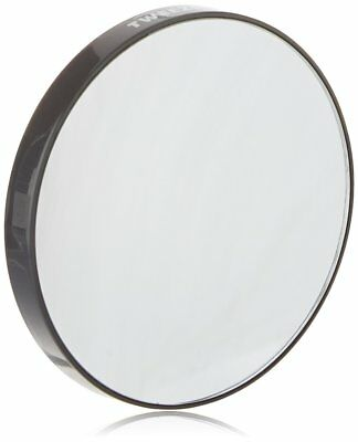 Tweezerman Professional 12X Magnifying Mirror Attaches To Any Smooth Surface