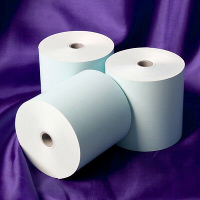 Thermal Paper EPOS System Printer Receipt Till Roll 80 x 80 80mm x 80mm Free P&P