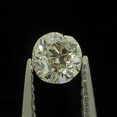 old european cut natural diamond L SI2 0.12ct Genuine Loose Diamonds NR