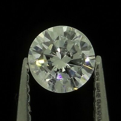 round brilliant natural diamond I I2 0.21ct Genuine Loose Diamonds NR