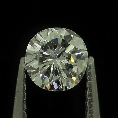 round brilliant natural diamond J SI2 0.18ct Genuine Loose Diamonds NR