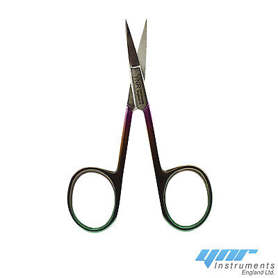 YNR® Nail Scissors Fingers Manicure Nail Works Eyebrow Scissors Makeup Multi Use