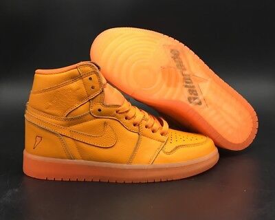 ec44046d8c7f96 NEW Nike Air Jordan 1 Retro High OG Gatorade DS Men Sizes Orange Peel  AJ5997 880