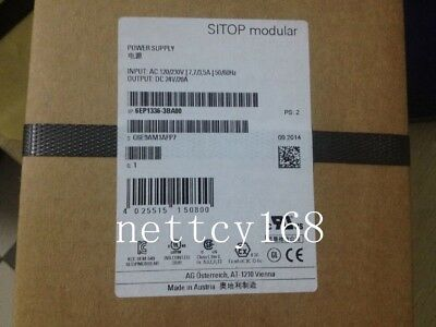 #2340-Siemens SITOP power module 6EP1336-3BA00 Brand New In Box