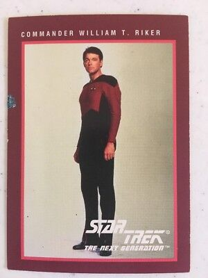 Lot Of 65 Star Trek TNG 1991 Trading Cards 25th Anniversary