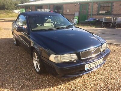 Volvo C70  convertible 2.4 Mileage only 93K!!