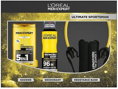 L'Oreal Men Expert - Ultimate Sportsman Gift Set - New