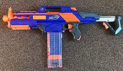 Nerf Deploy CS-18 With Magazine N-strike Elite