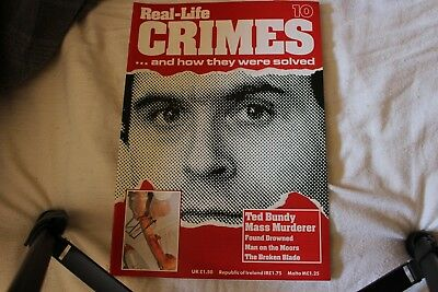 Real Life Crimes and how they were solved issue 10
