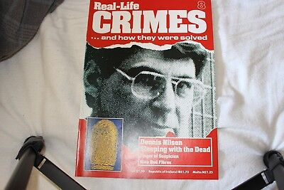 Real Life Crimes and how they were solved issue 8