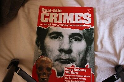 Real Life Crimes and how they were solved issue 7