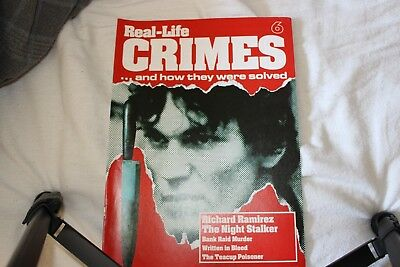 Real Life Crimes and how they were solved issue 6