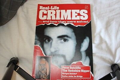 Real Life Crimes and how they were solved issue 5