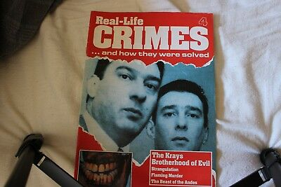 Real Life Crimes and how they were solved issue 4