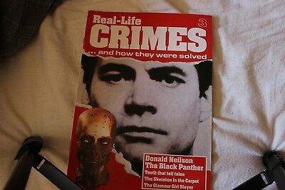 Real Life Crimes and how they were solver issue 3