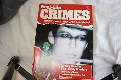Real Life Crimes and how they were solved issue 2