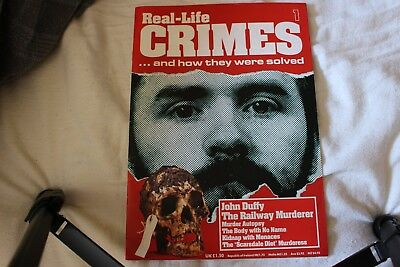 Real-Life Crimes and how they were solved issue 1