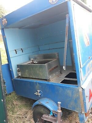 Small catering in need of refurbishment