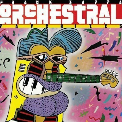 Frank Zappa - Orchestral Favorites NEW CD