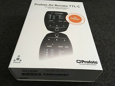 Profoto Air TTL-c For Canon Users