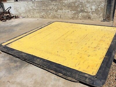 Oxford Low Pro 1010 Anti Slip Trench Cover X3