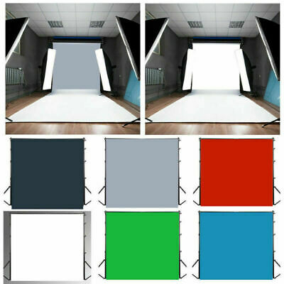 Solid Color Vinyl Photography Background Studio Wall Floor Photo Props Backdrop