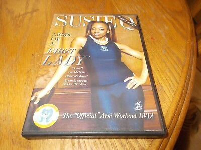 Susie Q - Arms Of The First Lady Dvd