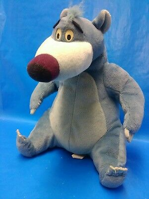 Hasbro Talking And Singing Baloo The Bear Soft Toy Jungle Book