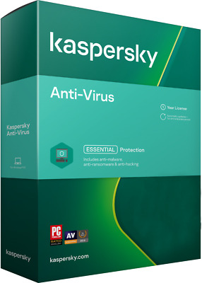 KASPERSKY ANTI VIRUS 2019 3 PC DEVICE  - Download