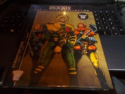 2000Ad - The Ultimate Collection - Issue 20 (Vol.**) - Strontium Dog - Vol.1