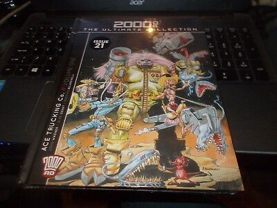 2000Ad - The Ultimate Collection - Issue 21 (Vol.**) - Ace Trucking Co.-Vol.one