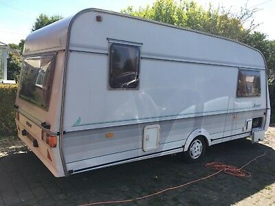 swift azzura caravan 5 berth 1994
