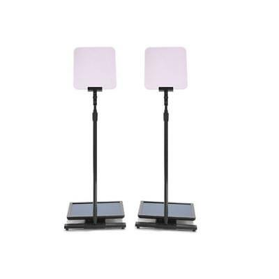 "New Prompter People Stagepro 19"" Pair High Bright Presidential Teleprompter T..."