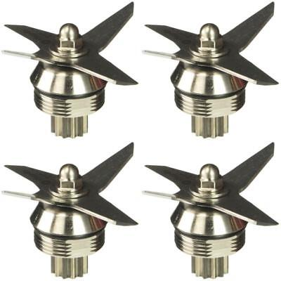 Durable Wet Blade Assembly Fits Standard Commercial 64 48 and 32 oz Containers