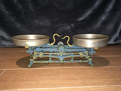 Antique Cast Iron Scale Balance by Standard Werk, Made in Austria _FREE SHIPPING
