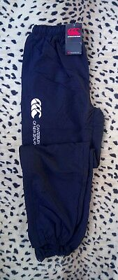 Canterbury track pants navy size XL