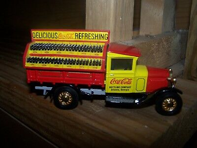 Coca Cola Matchbox Yesteryear-1932 Ford AA Truck-YPC06