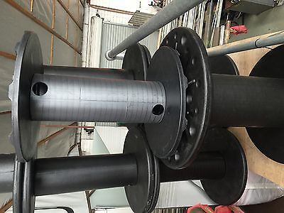 HOSE REELS X 4 for Storage Hose/Electrical cable/Wire/Rope 2 SIZES 40/50 CM