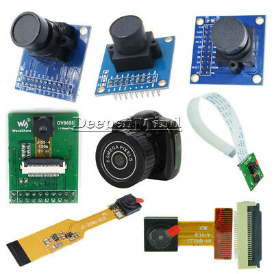 OV7670 FIFO/ OV9655 OV7725 OV5647 Mini DVR Camera  Driver 5MP Raspberry Pi Zero